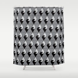 TriWave Shower Curtain