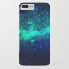 Bright Nebula iPhone 7 Plus Slim Case