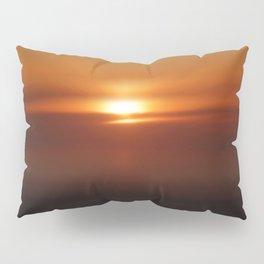 The Golden Hour Pillow Sham