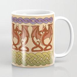 Red Dragons Coffee Mug