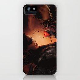 Halloween 2018 / Vampire Queen and Dark Robin iPhone Case