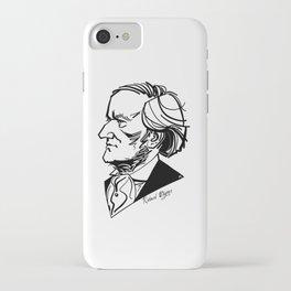 Richard Wagner iPhone Case
