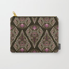 art deco pattern ornament Carry-All Pouch