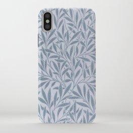"""William Morris """"Willow"""" 4. iPhone Case"""