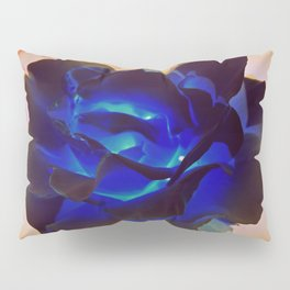 Blue Noon Pillow Sham