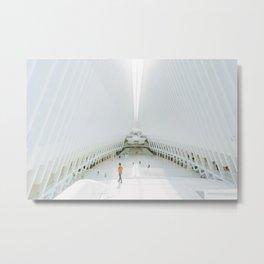The Oculus - New York Metal Print