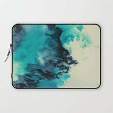 Painted Clouds V Laptop Sleeve