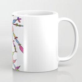 THE NIGHT WATCHER Coffee Mug