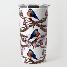 Singing the Blues Travel Mug