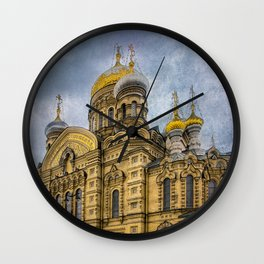 Church of the Assumption of the Blessed Virgin Mary - St. Petersburg Wall Clock