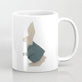 The Rab origami Coffee Mug