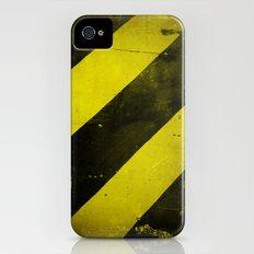 Warning II! Slim Case iPhone (4, 4s)
