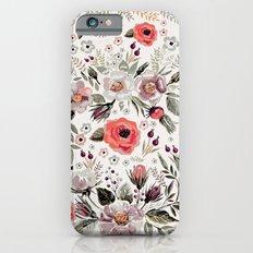 VS FLORAL Slim Case iPhone 6s