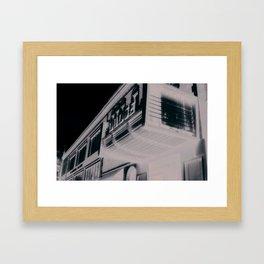 Past Its Prime Framed Art Print