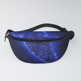 Splash Whale III Fanny Pack