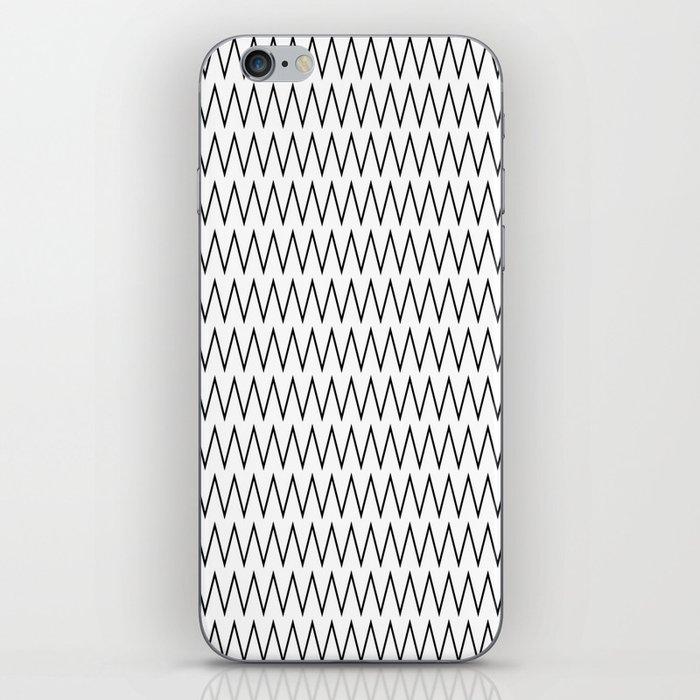 Minimalist Chevron iPhone Skin