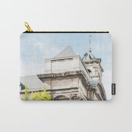 old street in Brussels Carry-All Pouch