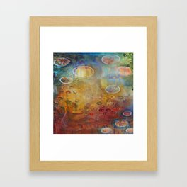 Rejuvenate: Up Close Framed Art Print
