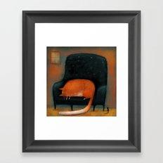 TINY MOUSE Framed Art Print