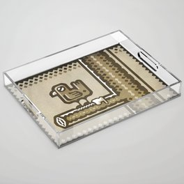 Shitbird Acrylic Tray