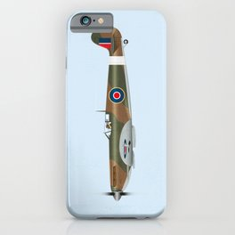 Supermarine Spitfire iPhone Case