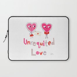 Unrequited Love Laptop Sleeve