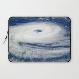 Hurricane Catarina atlantic tropical cyclone Laptop Sleeve