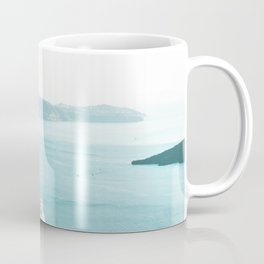 Greece Thera View Coffee Mug