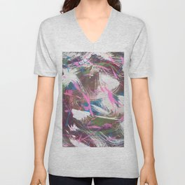 Abstract concept Unisex V-Neck