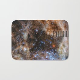 Explore - Space and the Universe Bath Mat