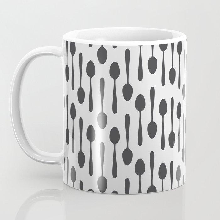 Kitchen cutlery spoons Coffee Mug