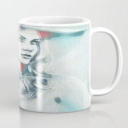 Arctica Rose Coffee Mug