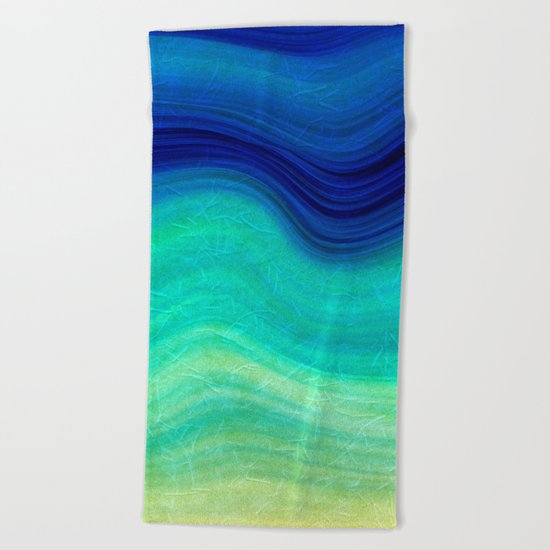 SEA BEAUTY 3 Beach Towel