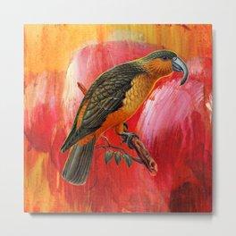 Bird 010 Metal Print