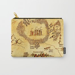 map kingdom Carry-All Pouch