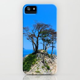 At the Brick of Loneliness iPhone Case
