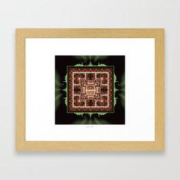 DMT Visual Framed Art Print