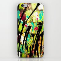 ruben iPhone & iPod Skins featuring Ruben by Del Otero Art