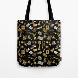 House Badger Tote Bag