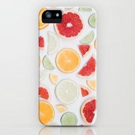 citrus fresh iPhone Case