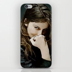 If Looks Could Kill iPhone & iPod Skin