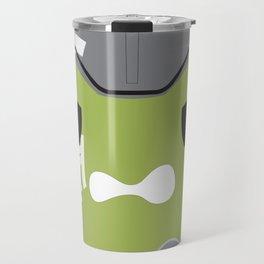 Gladiator Hulk Block Travel Mug