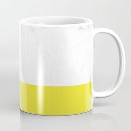 yellow marmor Coffee Mug