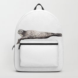 Harbour Seal Backpack