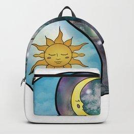 balance | yin yang | sun moon Backpack