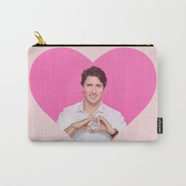 <3 Trudeau Carry-All Pouch