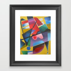 Ruben 1 Framed Art Print