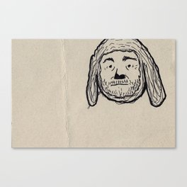 Wilfred... Canvas Print