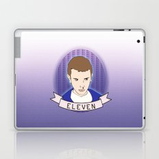 Eleven Stranger Things Laptop & iPad Skin