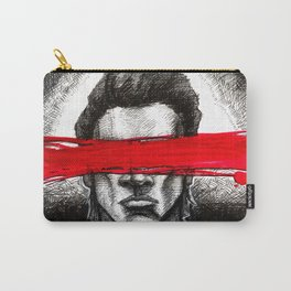 Mask Of Sanity Carry-All Pouch